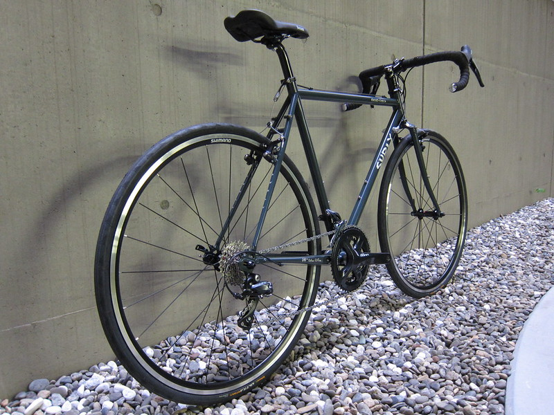 SURLY Cross Check GRY Sora 3