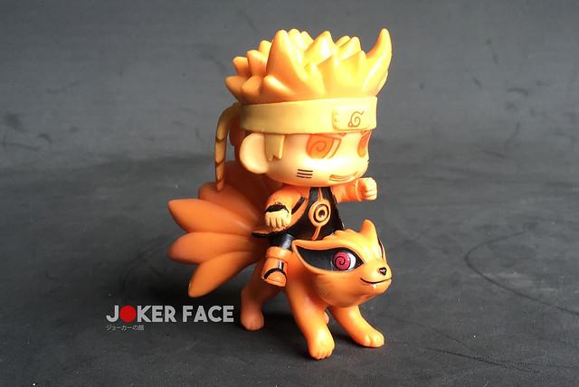 Mô hình Naruto cửu vĩ chibi to - Naruto