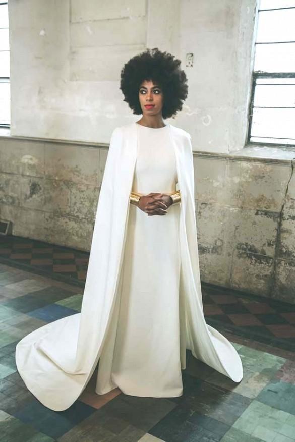 Knowles'-wedding-dress