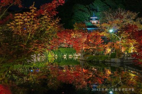 2014京阪神-永觀堂夜間拜觀2319_001