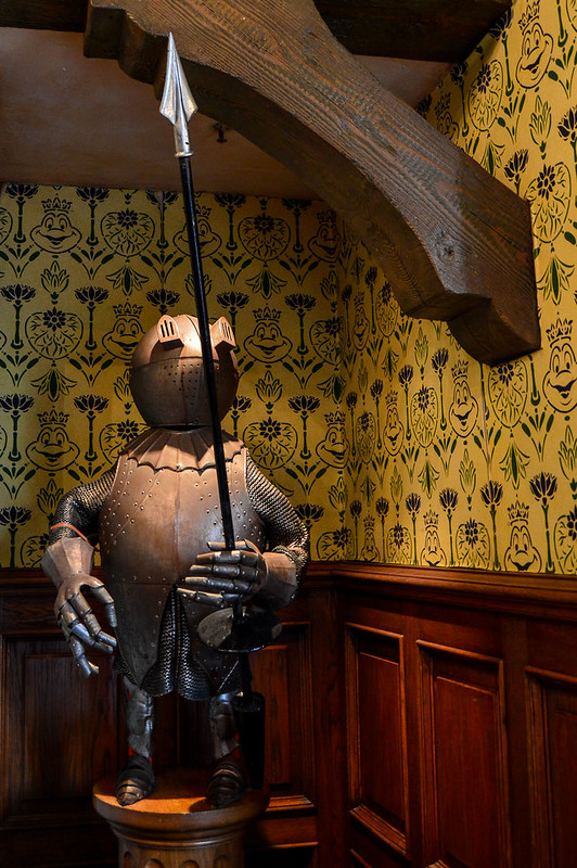 Toad Hall Frog Armour