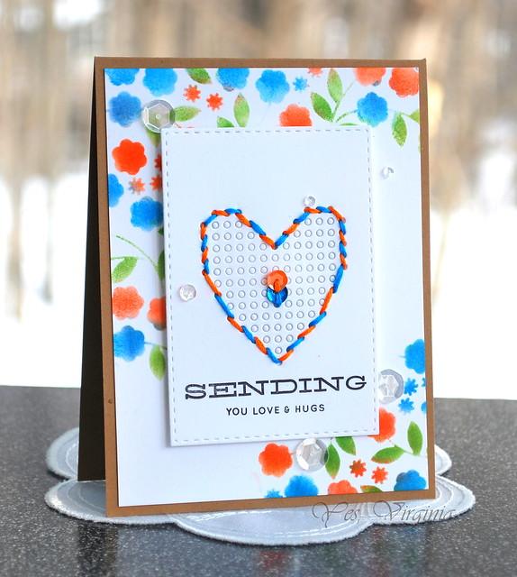 sending you love and hugs