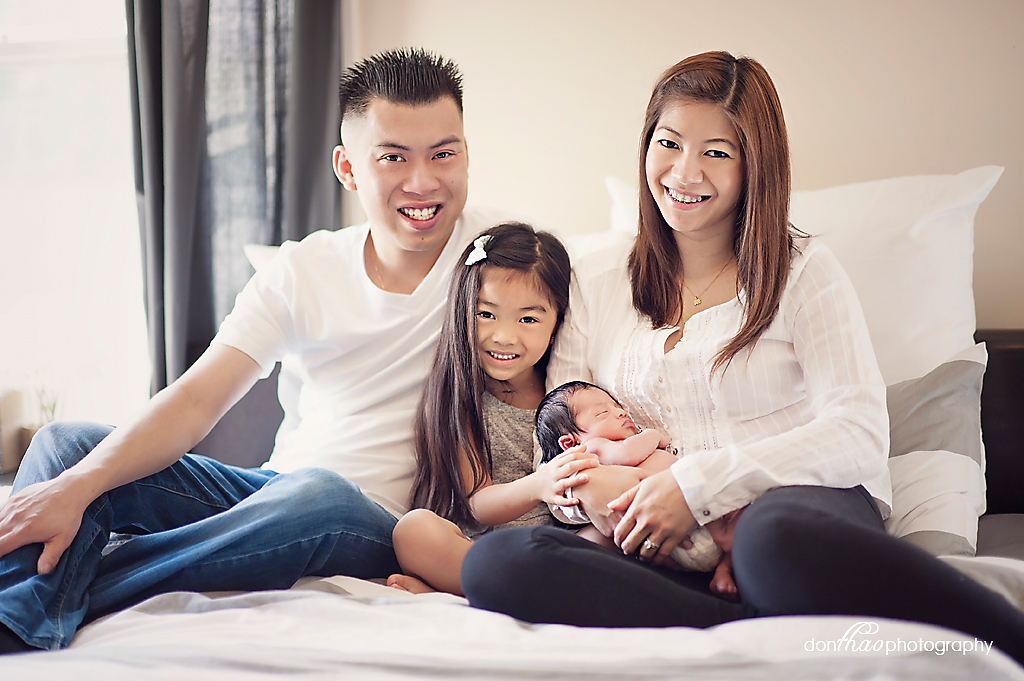 East Lansing Newborn and Family photographer