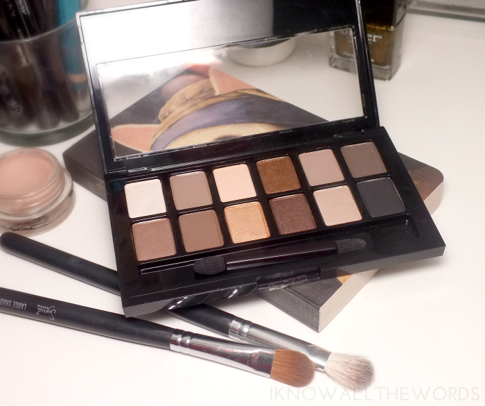 maybelline the nudes palette (3)