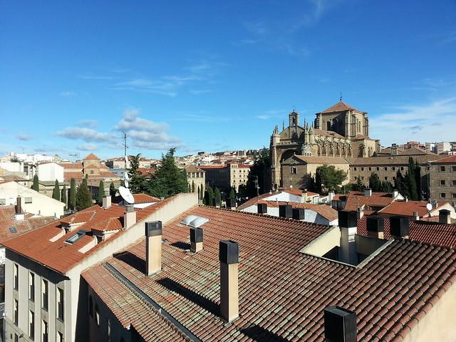 #Salamanca, Spain