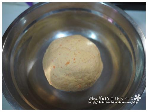 自製紅蘿蔔麵