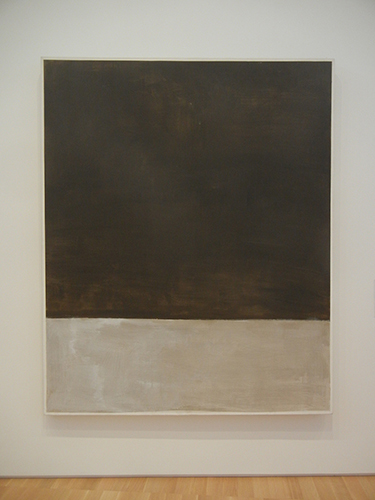 DSCN9197 _ Untitled (Black on Gray), 1969, Mark Rothko, Anderson Collection