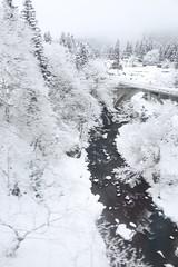 2015一個人的冬之旅D5 只見線、會津若松、喜多方拉麵