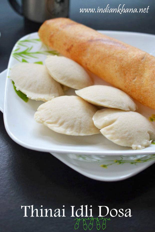 Thinai-Foxtail-Millet-Idli-Dosa