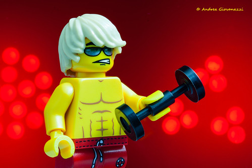 Lego Bodybuilder