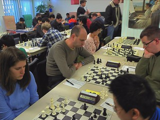 Hampstead Chess, February 20150