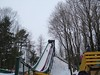 Harris HIll Ski Jump Feb 2015