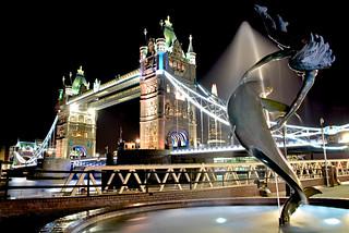 Girl & Dolphin Sculpture