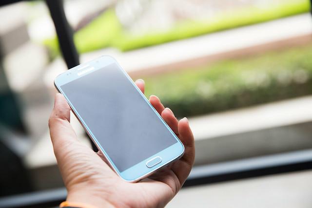 Samsung GALAXY S6 / S6 Edge 第一手動手玩圖集 (台灣) @3C 達人廖阿輝