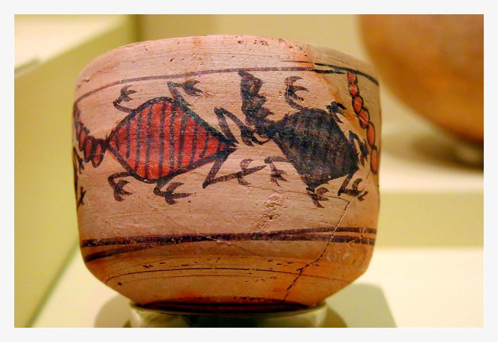 en el Museo Arqueológico Nacional