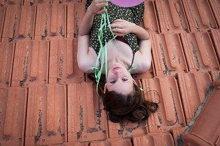 playing on roof15