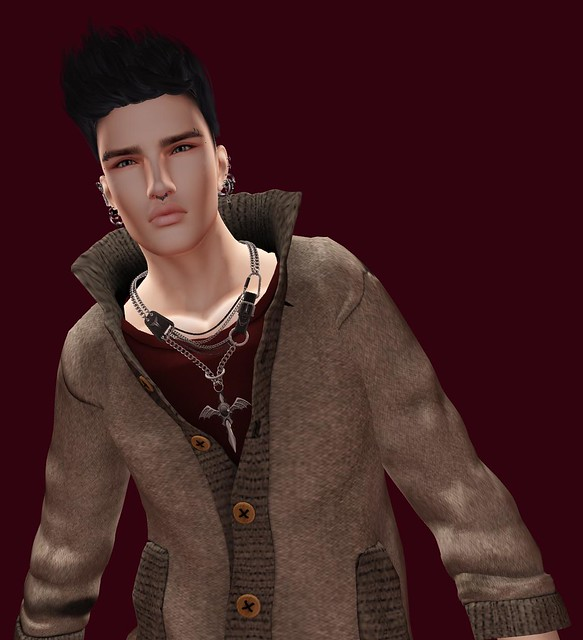 Gentianpoet Style Fashion And Style For Men In Second Life