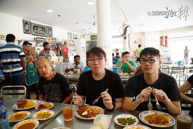 Restoran Farouk Maju Lunch