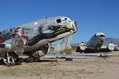 ARM Scrapyard, Tucson. 09-2-2014
