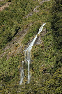 New Zealand, Milford Sound  Road
