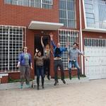Do, 19.02.15 - 20:03 - vlnr: Luzia, Sonia, Jorge, Andy, Sebas
