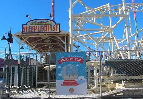 Steeplechase Luna Park