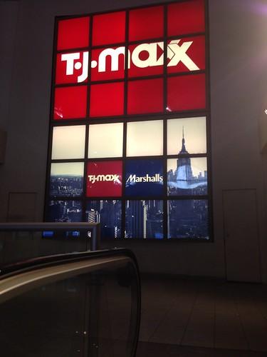 TJ Maxx, NYC. Nueva York