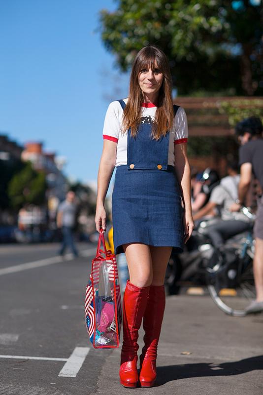 noemi Quick Shots, San Francisco, street fashion, street style, Valencia Street, women