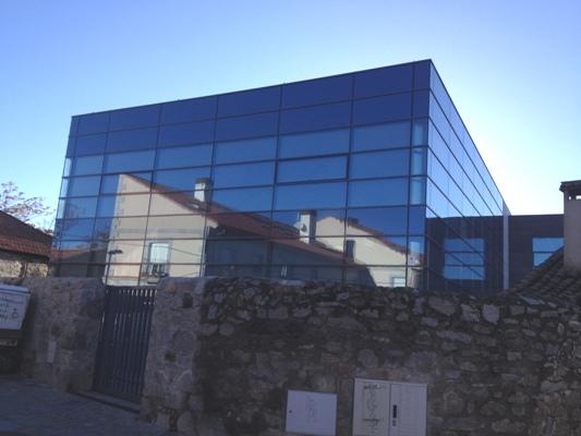 En diciembre abrir sus puertas el nuevo edificio de la seguridad social - Horario oficina seguridad social ...