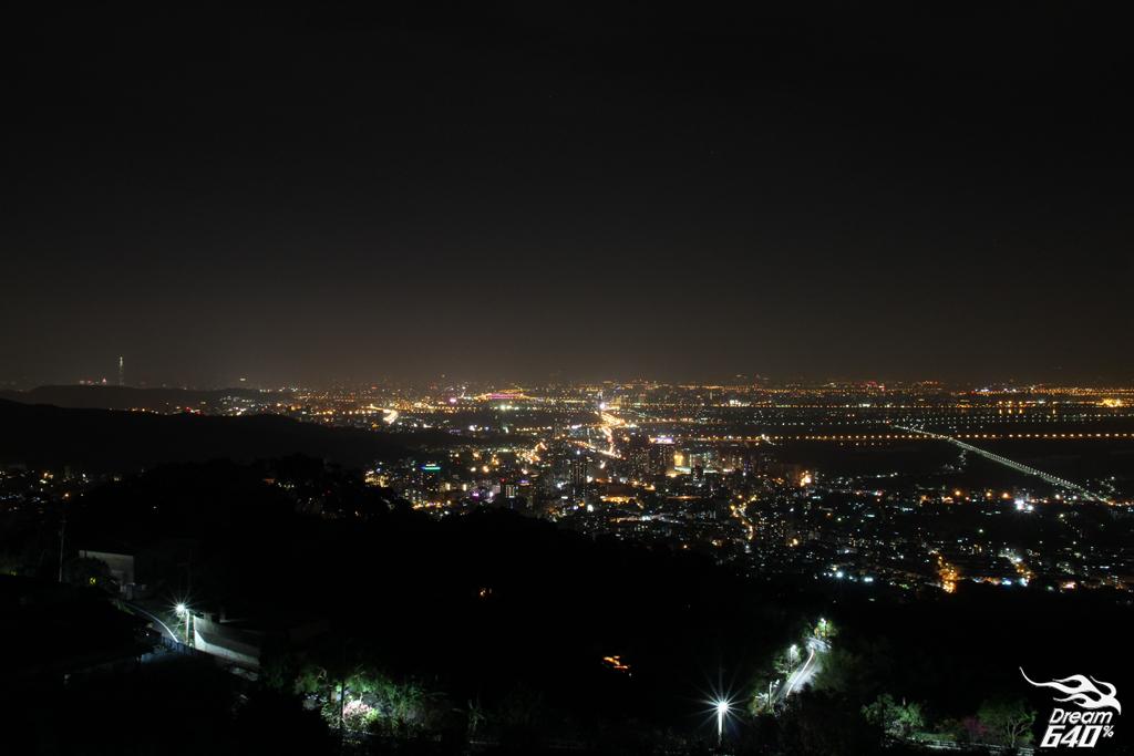 北投櫻花隧道-夜櫻30