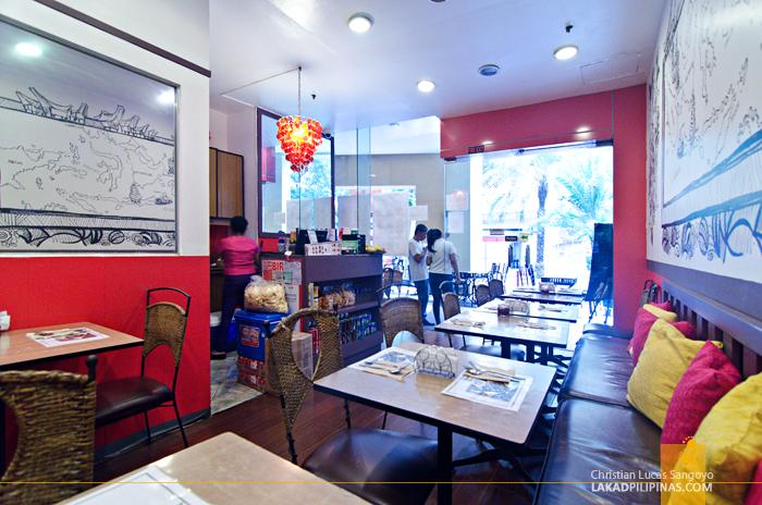 Martabak Cafe Interiors