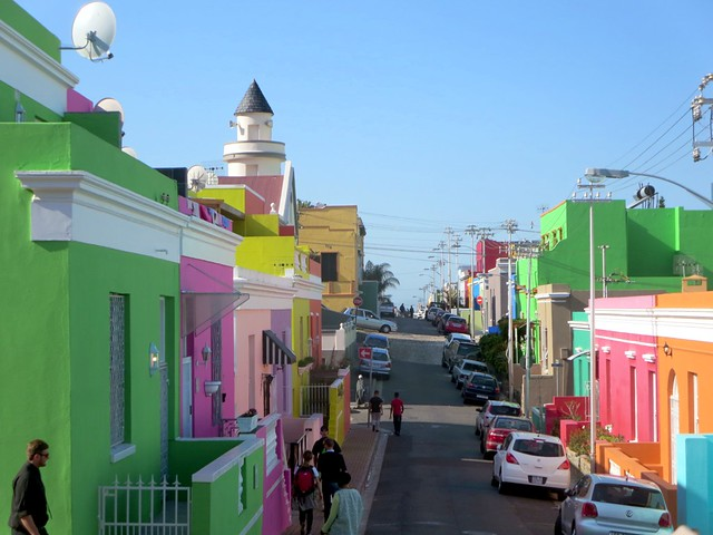 Bo-Kaap Neighborhood