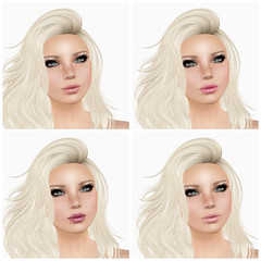 PXL Creations AERYN for SKINFAIR 2015