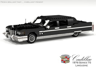 Cadillac 1976 Series 75 Limousine