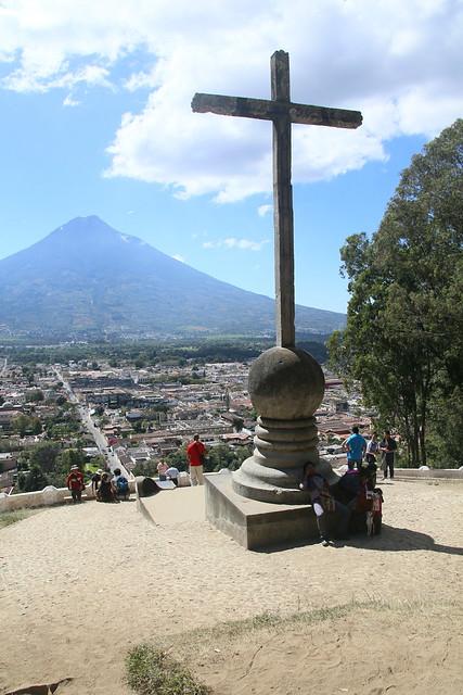 Cerro de Cruz.  Antigua, Guatemala.
