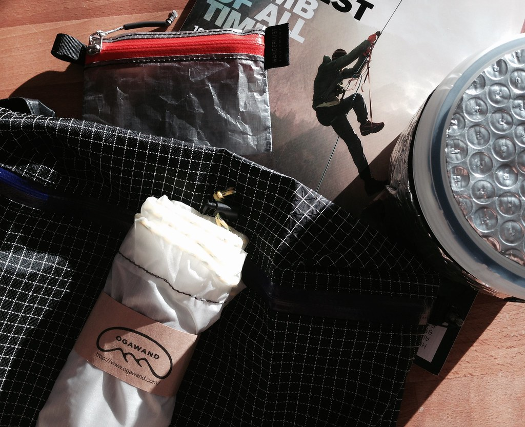 Wanderlust Equipment & Ogawand kit.