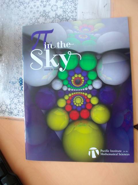 Published : Pi in the Sky