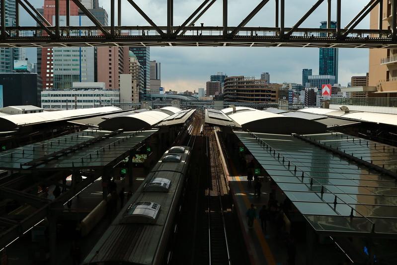 Osaka Station 2015.2.27