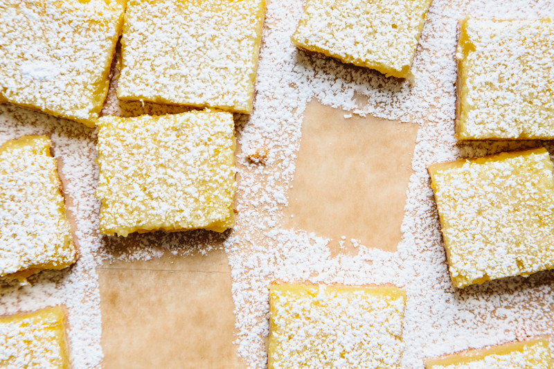 How to make lemon bars food52 bloglovin for Food52 lemon bar