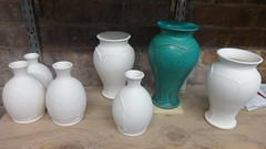 jug(0.0), pitcher(0.0), drinkware(0.0), art(1.0), flowerpot(1.0), pottery(1.0), vase(1.0), ceramic(1.0), porcelain(1.0),