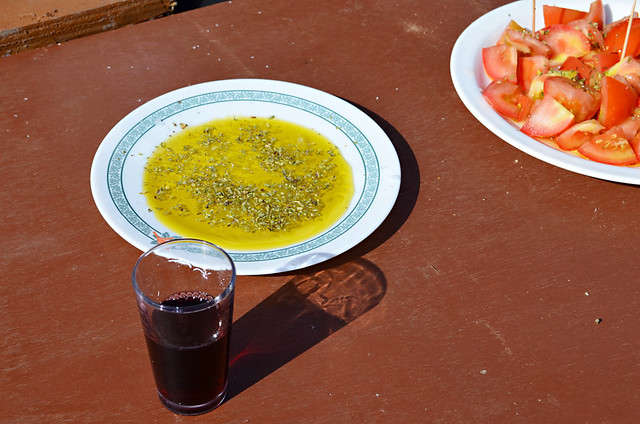 Olive oil and Tomatoes, La Gayría, Fuerteventura