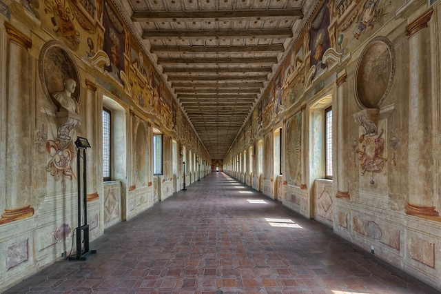 La Galleria degli Antichi [Explored 2016.07.28]