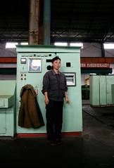 Hungnam worker
