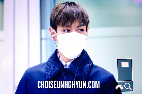 TOP Arrival Seoul from Tokyo 2015-111-03 (15)