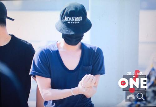 Big Bang - Incheon Airport - 05jun2016 - G-One - 01