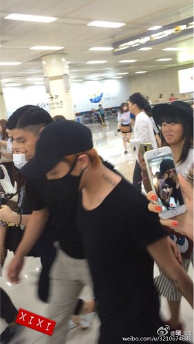 Big Bang - Gimpo Airport - 23aug2015 - 3210674885 - 03
