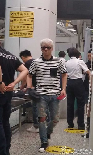 Big Bang - Guangzhou Airport - 01jun2016 - -贝克里科斯特尼拉- - 11
