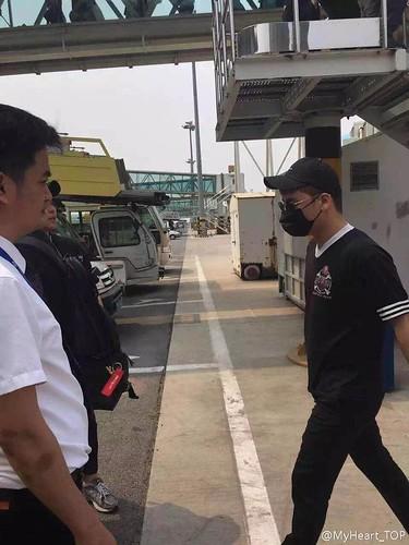 Big Bang - Tianjin Airport - 05jun2016 - MyHeart_TOP - 04