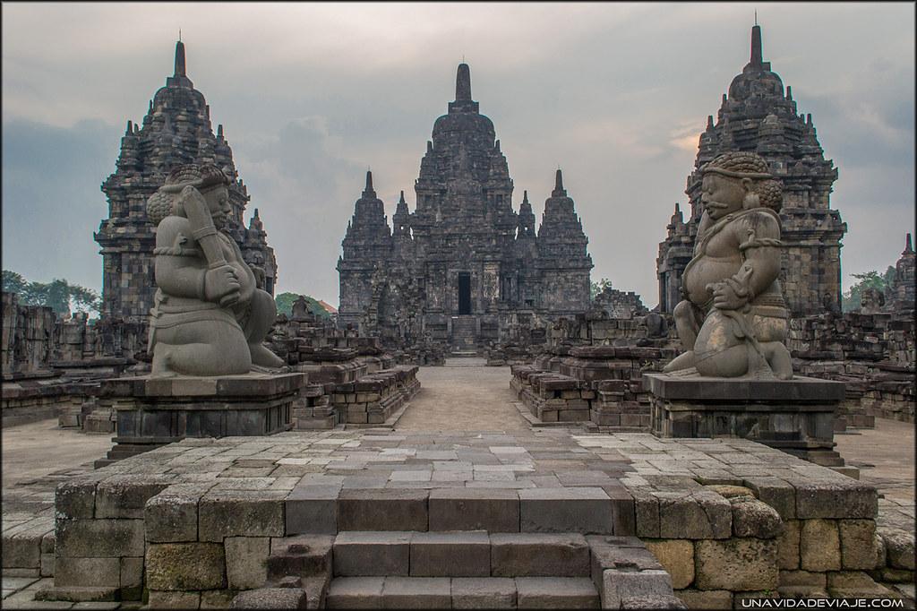ruta por indonesia