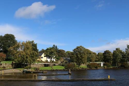 25th September 2016. Lough Derg, Mountshannon, County Clare, Ireland.
